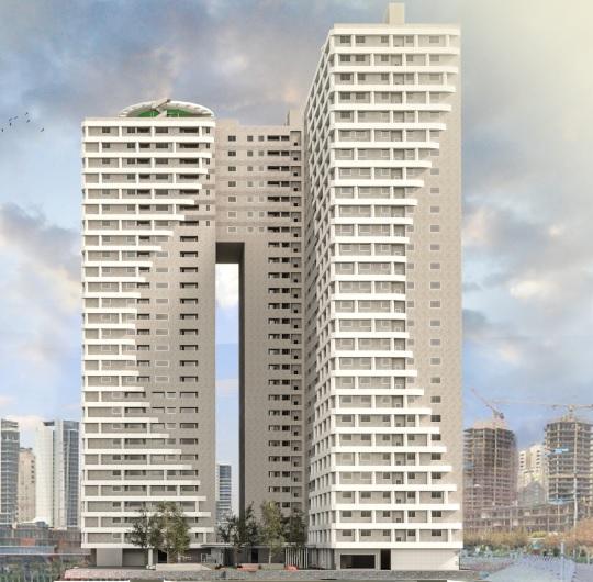 برج 32 طبقه پدافند ارتش